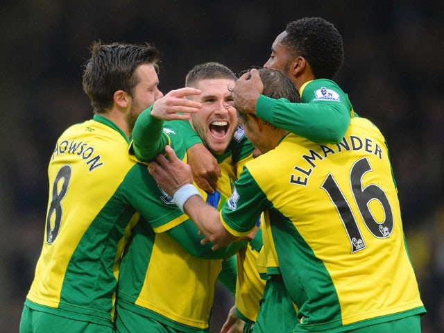Result: Swansea hold Norwich City