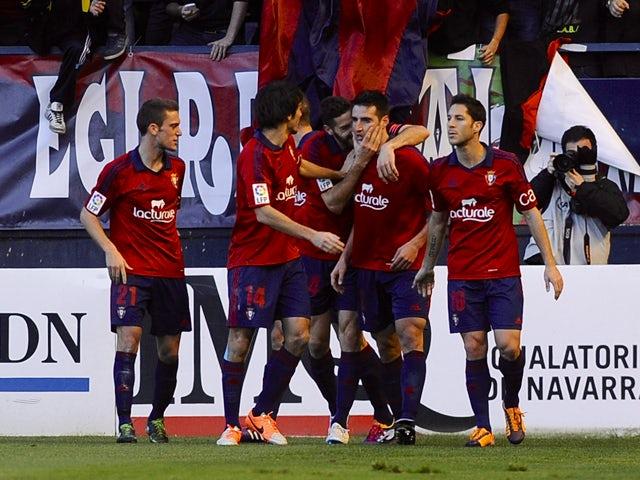 Result: Osasuna relegated despite victory
