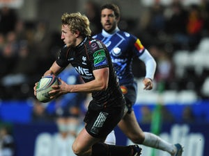 Result: Ospreys leave it late against Sale