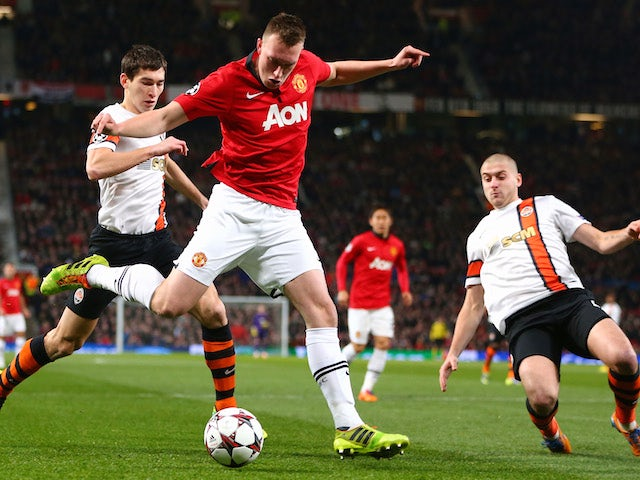 Result: Man Utd top group with narrow Shakhtar win
