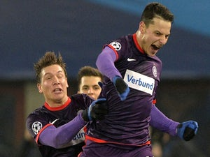 Vienna secure first Champions League win