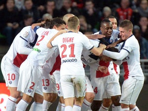 Live Commentary: Guingamp 1-1 PSG - as it happened