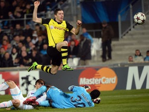 Live Commentary: Marseille 1-2 Dortmund - as it happened