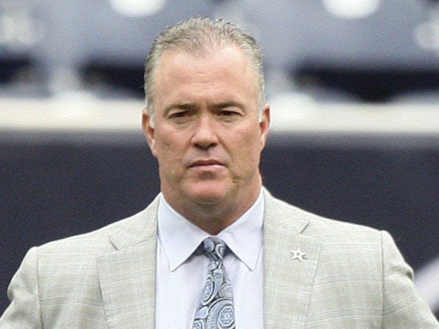 Dallas Cowboys executive VP Stephen Jones photographed on September 26, 2010