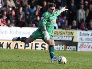 Half-Time Report: Burton, Chesterfield all square