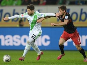 Result: Wolfsburg ease past Stuttgart