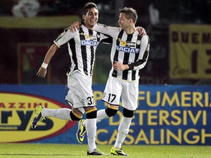 Live Commentary: Udinese 1-0 Inter – as it happened