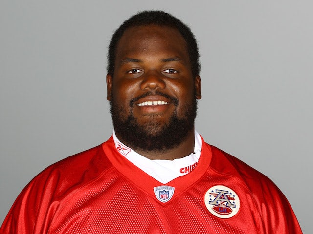 In this handout image provided by the NFL, Anthony Toribio of the Kansas City Chiefs poses for his NFL headshot circa 2011