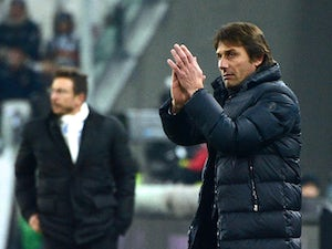 Conte planning big things at Juve
