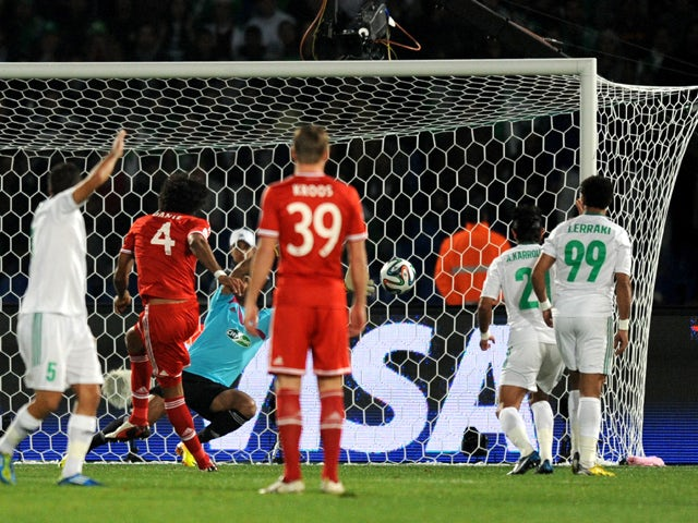 Result: Bayern win Club World Cup