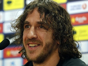 Report: Puyol to become Barcelona assistant