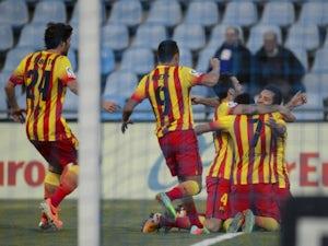 Pedro: 'Xavi still a key player'