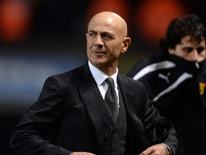 Sannino: 'The Bologna result is upsetting'