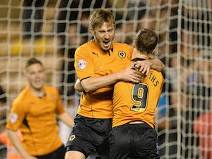 Jackett: 'Griffiths move good for Wolves'