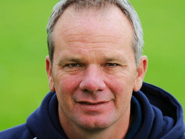 Mick Newell, Director of Cricket poses for a portrait during the Nottinghamshire CCC photocall at Trent Bridge on April 12, 2011