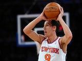 New York Knicks' Pablo Prigioni in action against Chicago Bulls on December 11, 2013