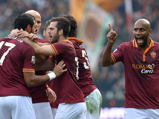 Result: Roma ease past Catania