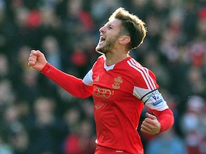 Liverpool step up Lallana pursuit?