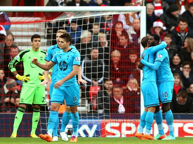 Result: Spurs edge five-goal thriller