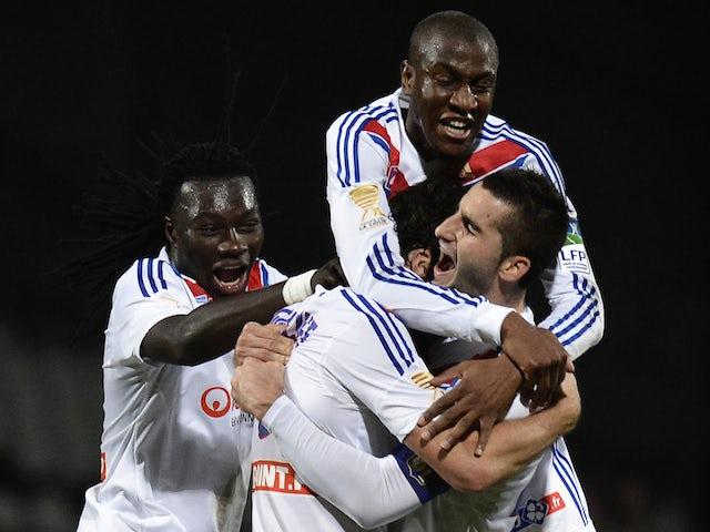 Result: Lyon progress in Coupe de la Ligue