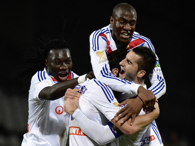 Result: Lyon progress in Coupe de la Ligue