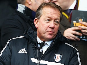 Fulham to appoint Curbishley as manager?