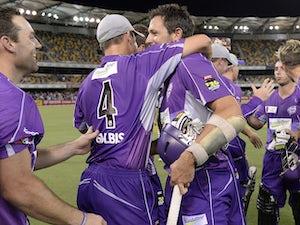 Result: Hobart stun Melbourne to reach BBL final