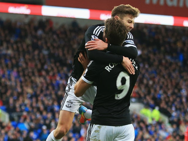 Result: Southampton thrash Cardiff in Wales