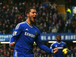Hazard: 'Chelsea not scared of Man City'