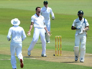South Africa continue to restrict India