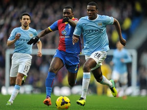Palace open contract talks with Bolasie