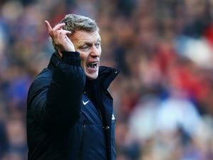 Moyes rules out further arrivals