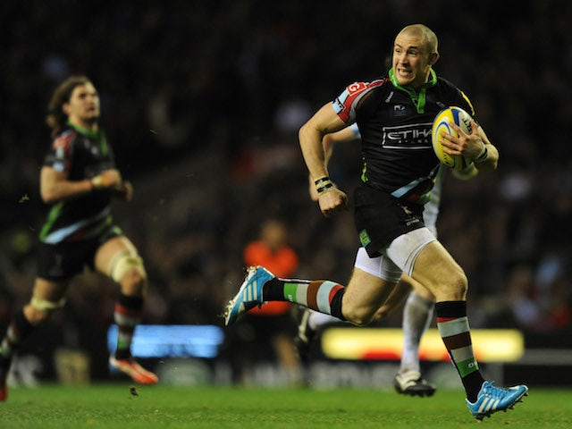 Result: Quins thrash Exeter to climb to fourth