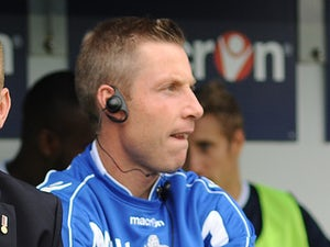 Neil Harris during the Sky Bet Championship match between Millwall and Leeds United at The Den on September 28, 2013