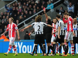 Live Commentary: Newcastle 5-1 Stoke - as it happened