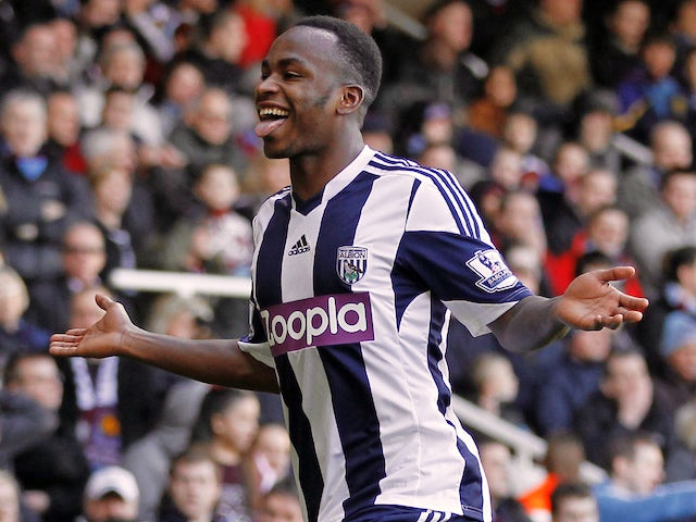 Result: Late Berahino penalty sinks 10-man Magpies
