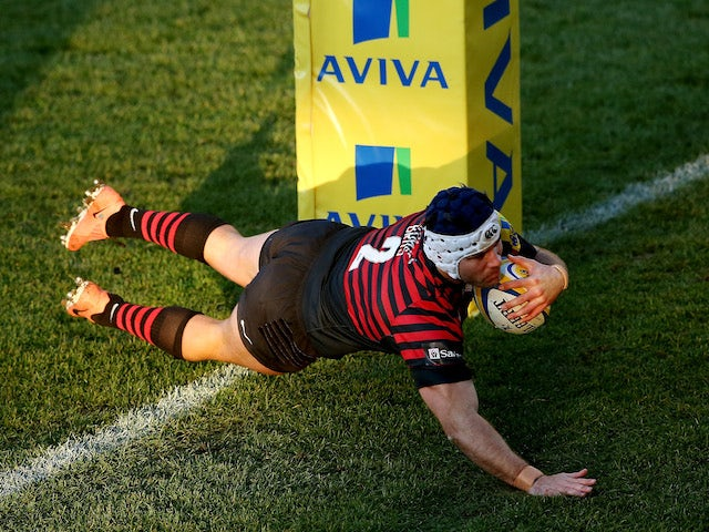 Result: Saracens too strong for Worcester