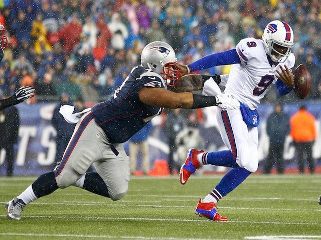 Result: Patriots get first-round AFC bye