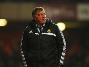 Allardyce happy with defensive display