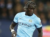 Bacary Sagna in action for Manchester City on December 13, 2014