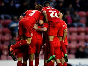 FA Cup holders Wigan held to draw