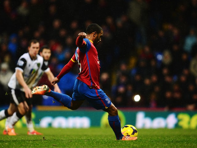 Result: Palace, Norwich share the spoils