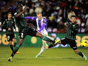 Betis, Valladolid share goalless draw