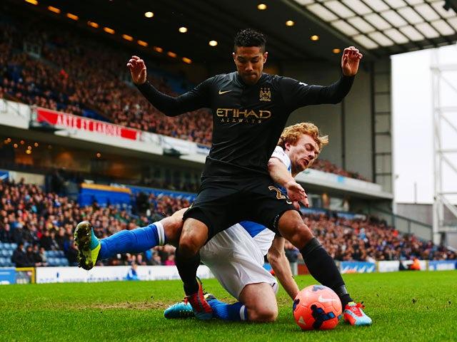 Result: Blackburn take City to replay