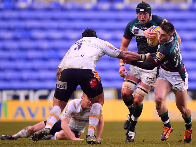 Result: O'Connor leads Exiles past Worcester