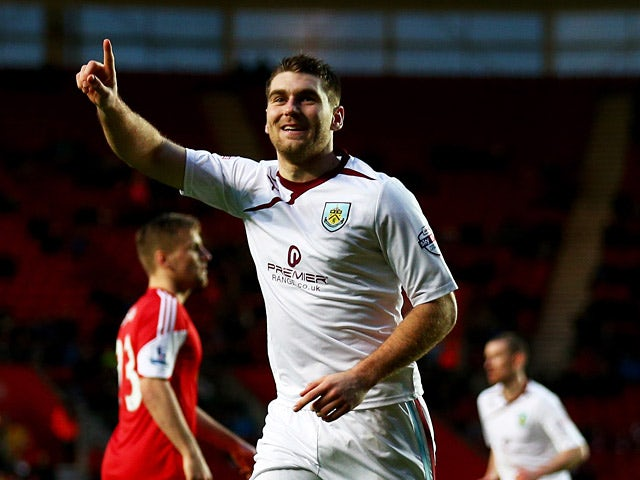 Result: Vokes wins Lancashire derby for Burnley