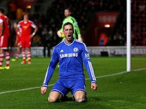 Torres praises Chelsea form