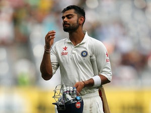 Result: India square series with second-Test win