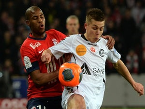 Result: Lille ease past Iris