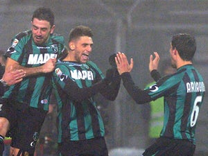 Berardi to stay at Sassuolo